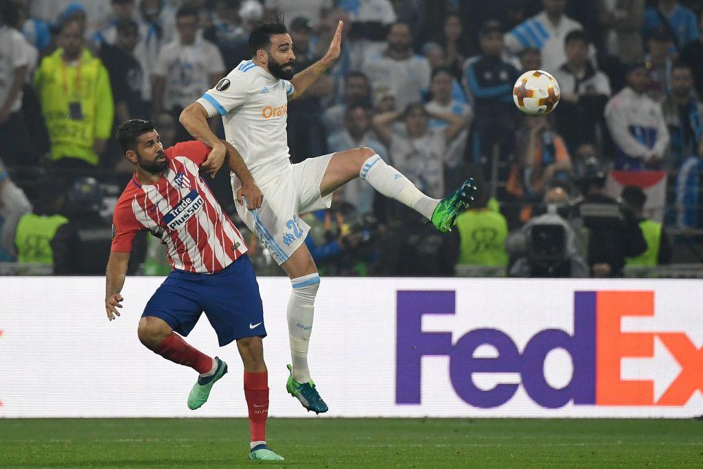 Kata Bek Marseille setelah Kebobolan Tiga Gol dari Atletico