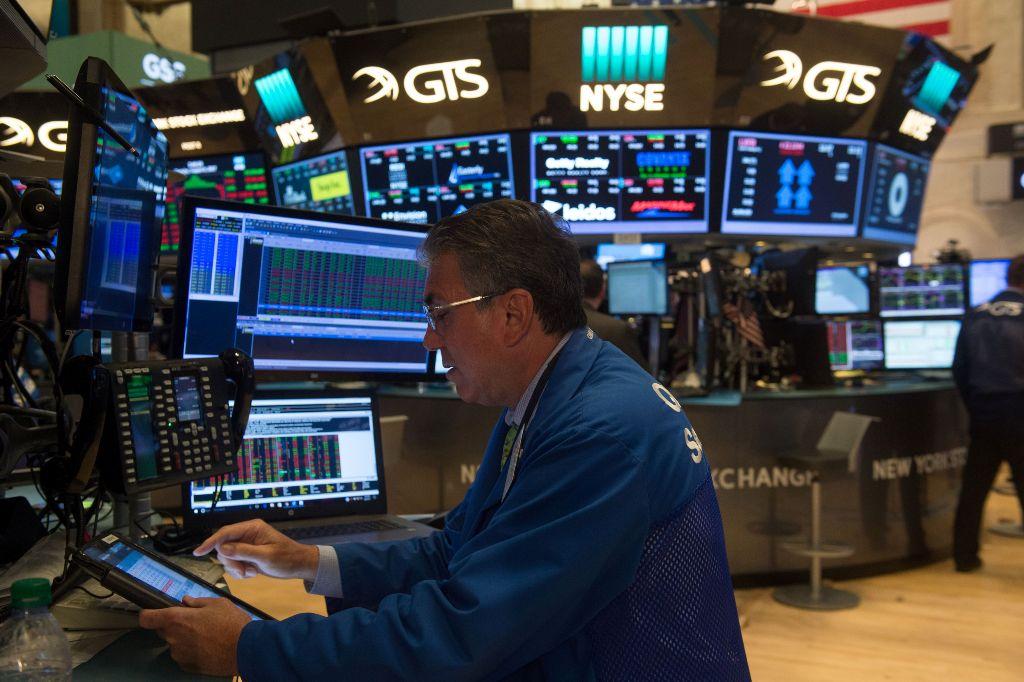 Wall Street Berjaya Didukung Laporan Laba yang Kuat