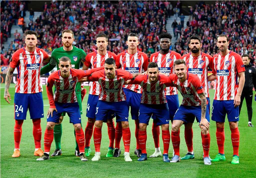 Absen di Final, Vitolo dan Gameiro tetap Merajai Liga Europa