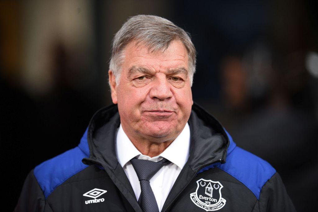 Everton Akhiri Kerja Sama dengan Sam Allardyce