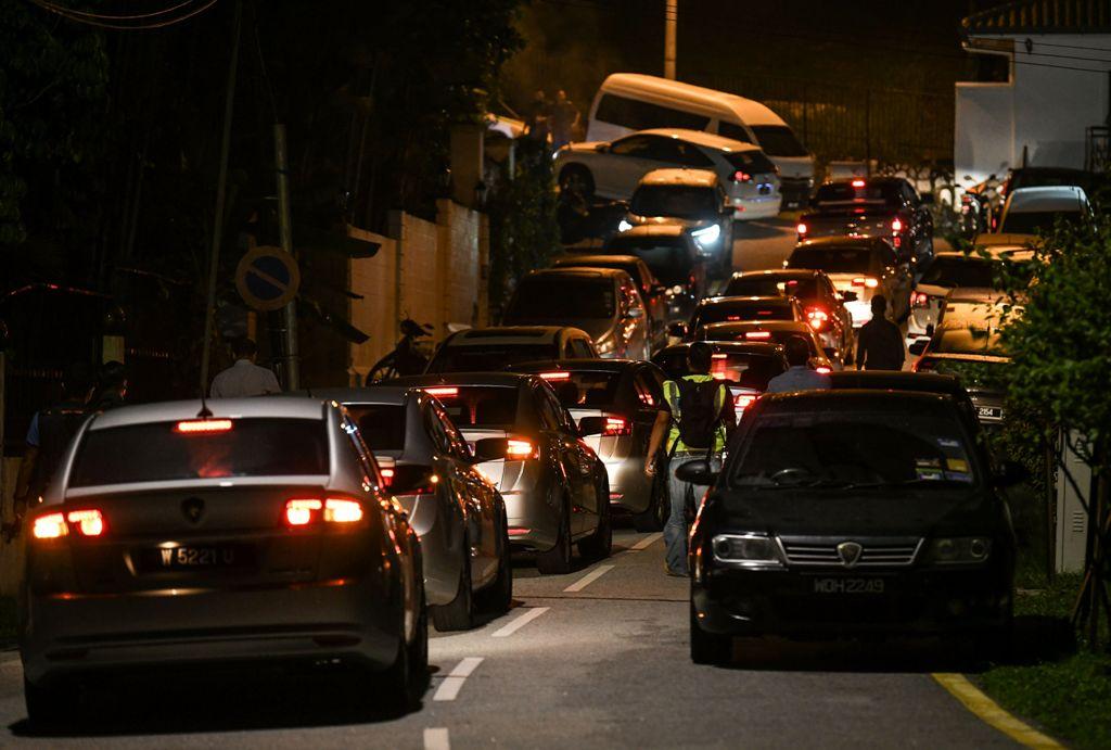 Geledah Rumah Najib Razak, Polisi Sita Satu Tas