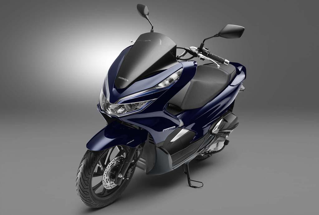 Tim Teknis Honda Tanggapi Sokbreker dan Sasis Miring PCX 150