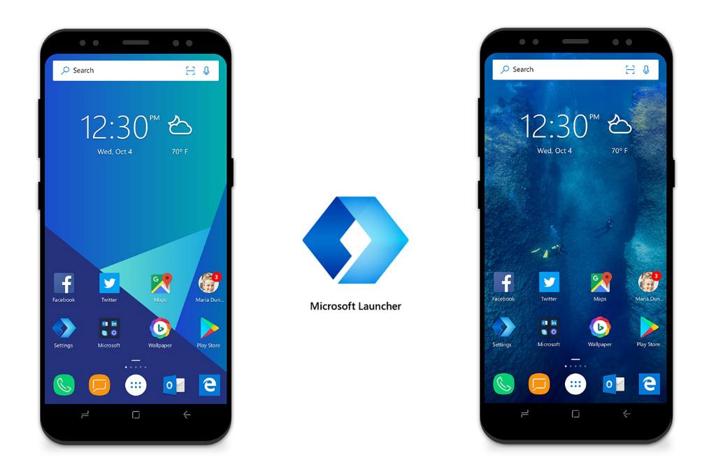 Microsoft Tambah Opsi Gestur untuk Launcher Android