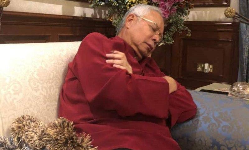 Penggeledahan Rumah Mantan PM Malaysia Dikecam Pendukungnya