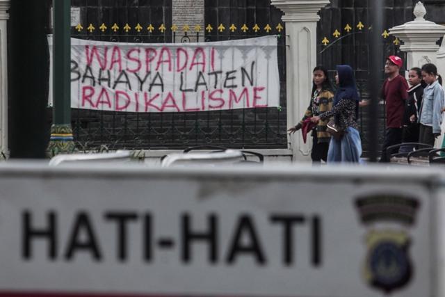 Keluarga Disebut Benteng Pertama dari Radikalisme