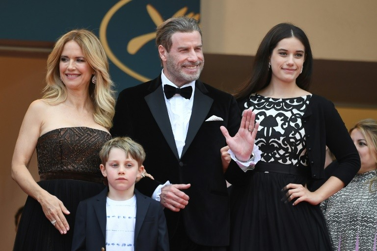 TV Makes Film a 'vintage Genre' Says Greying Travolta at Cannes