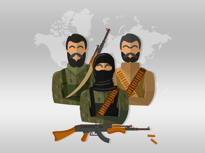 KPAI Pastikan Anak Korban Teroris Diperhatikan Negara