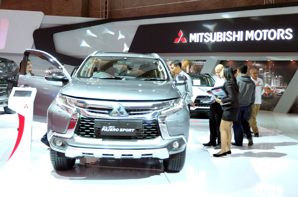 MItsubishi Tekuk Honda dan Daihatsu di Awal 2018