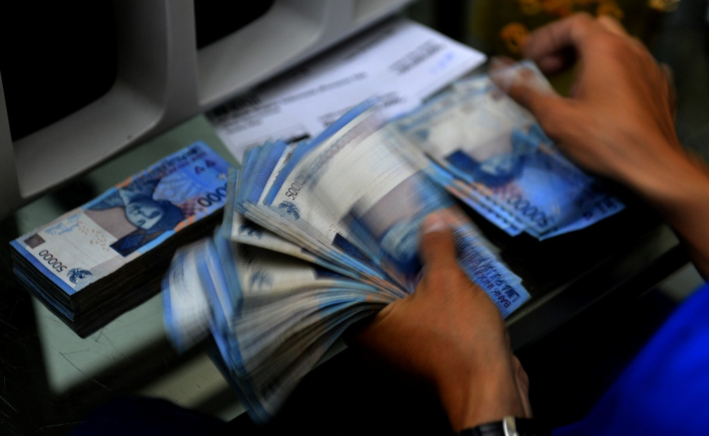 Posisi Utang Pemerintah Capai Rp4.180 Triliun di Akhir April
