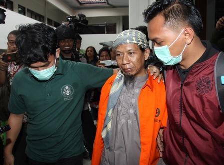 Sidang Tuntutan Aman Abdurrahman bakal Dikawal Ketat