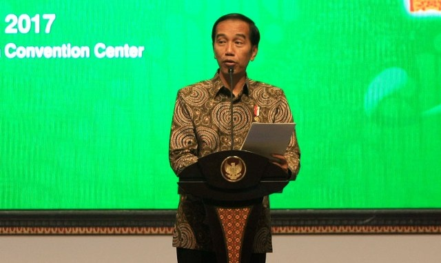 Jokowi Calls for Tolerance during Ramadan