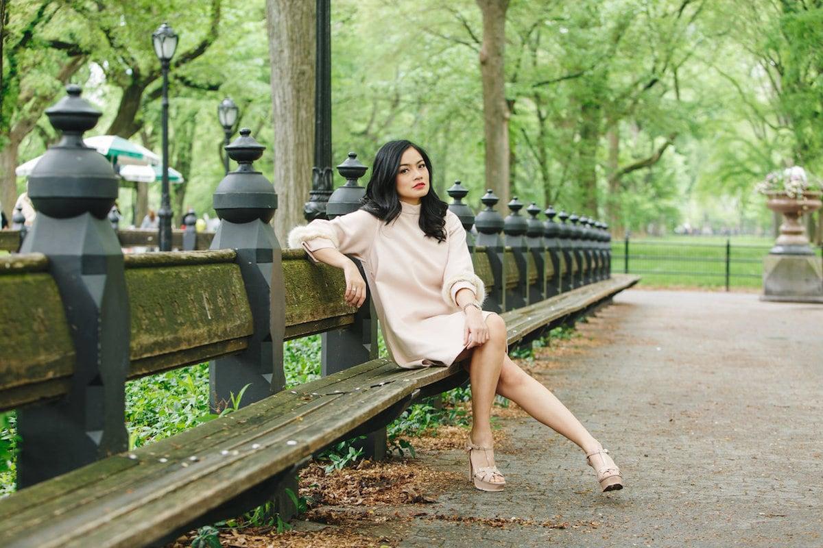 Tempat Piknik Favorit Titi Kamal di New York