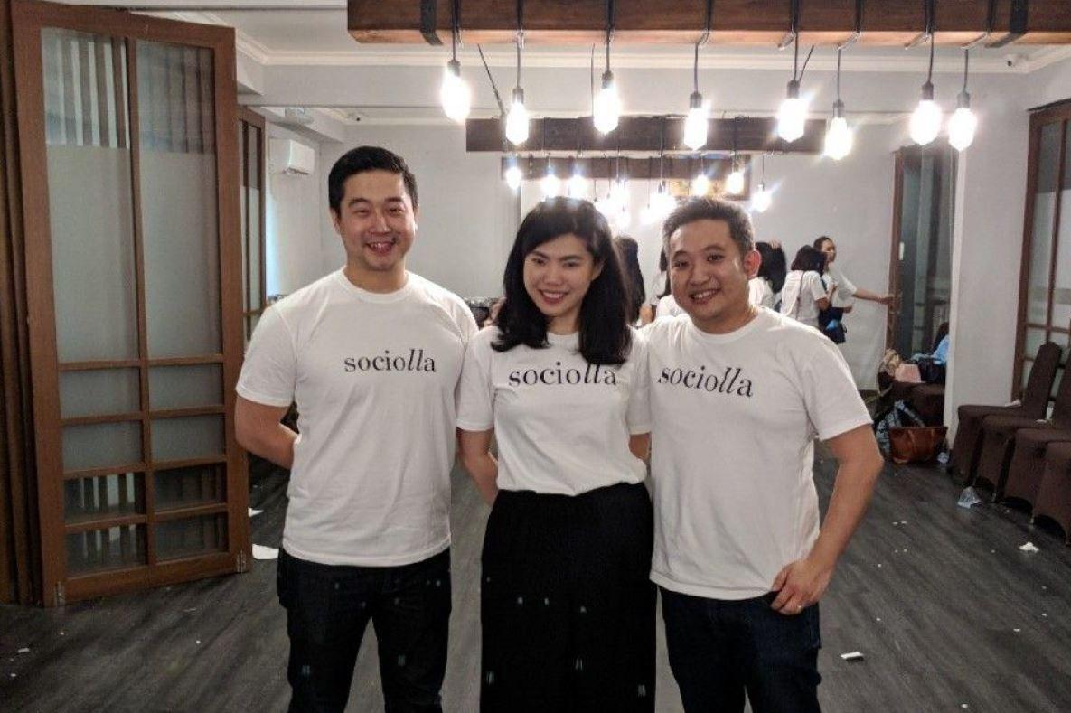 EV Growth Tanam Investasi ke Startup Sociolla