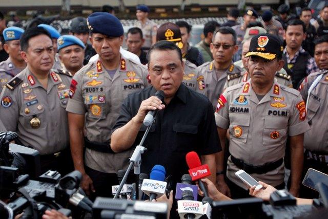 Pemerintah Siapkan Skenario Khusus Pengamanan Asian Games