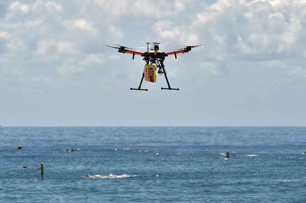 Perlu Ada Aturan Internasional Penggunaan Drone di Laut