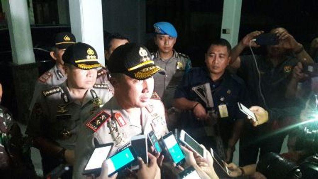 Dua Terduga Teroris di Cirebon Berkaitan dengan Teroris di Tambun