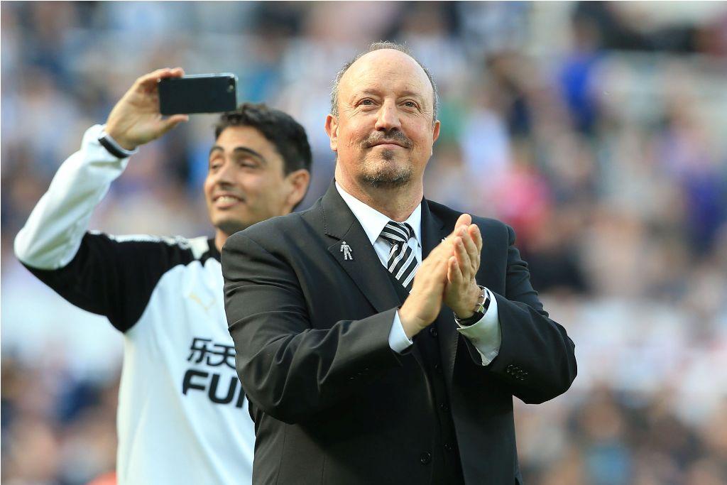 Rafael Benitez Tertarik Melatih West Ham