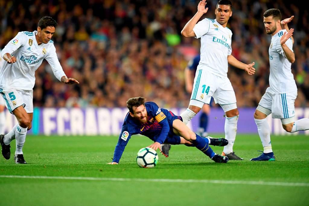 Messi Akui Kehebatan Madrid