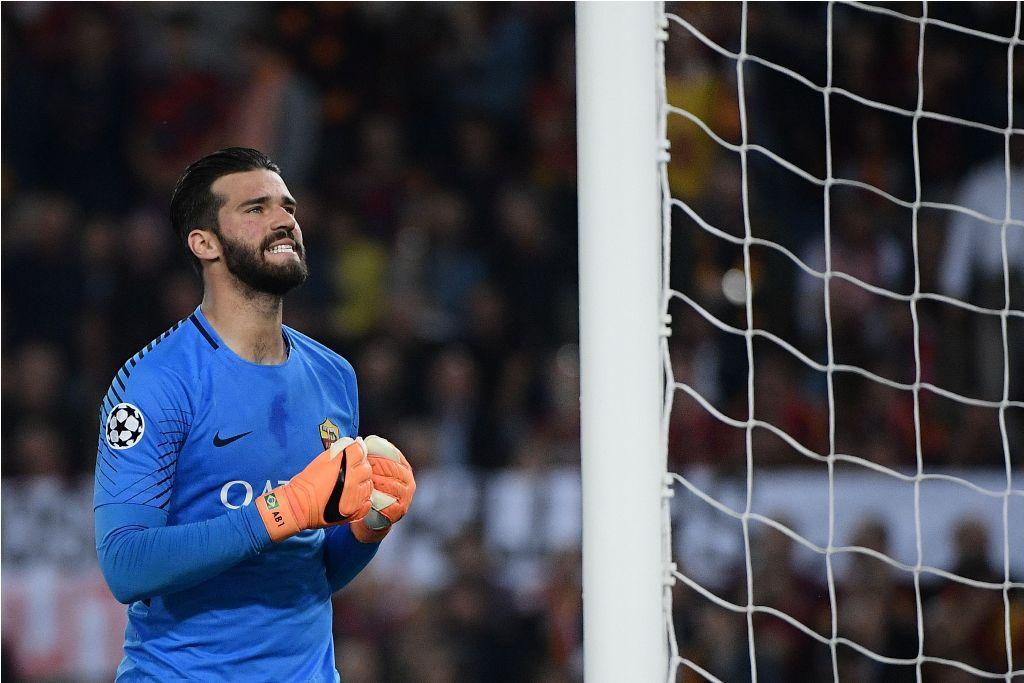 Roma Tolak Mentah-mentah Tawaran Madrid untuk Alisson