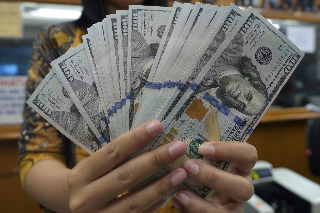 USD Berjaya Didorong Kenaikan Imbal Hasil Obligasi