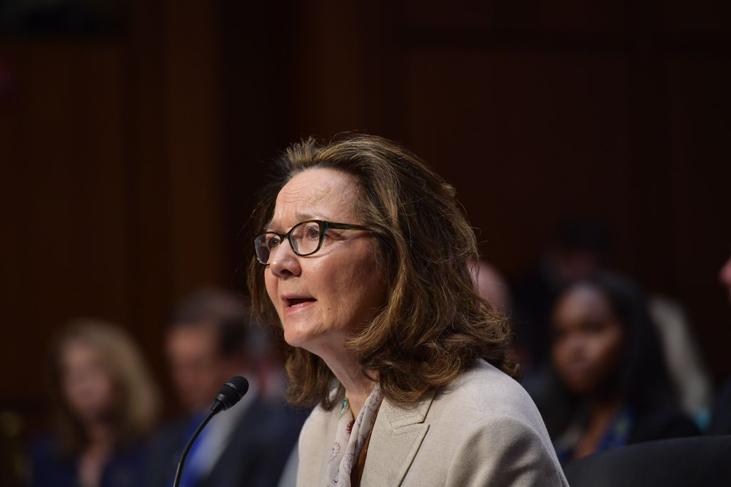 Senat AS Konfirmasi Gina Haspel Sebagai Direktur CIA