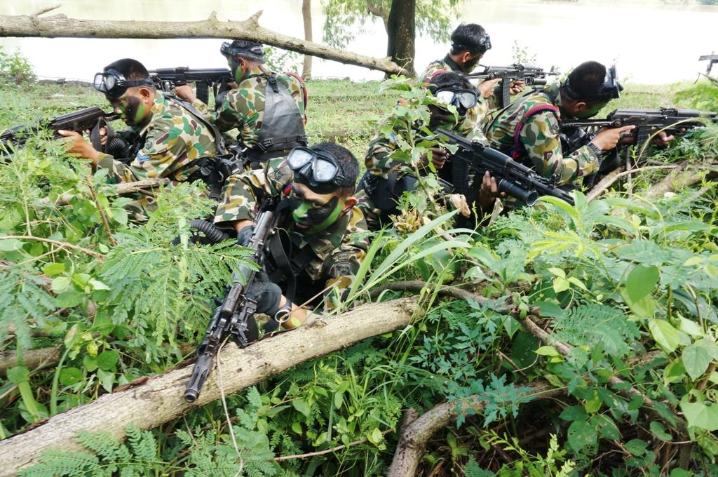 Pembentukan Koopssusgab TNI Perlu Payung Hukum