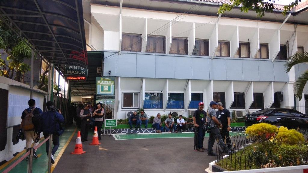 PN Jaksel Difokuskan untuk Sidang Aman Abdurrahman