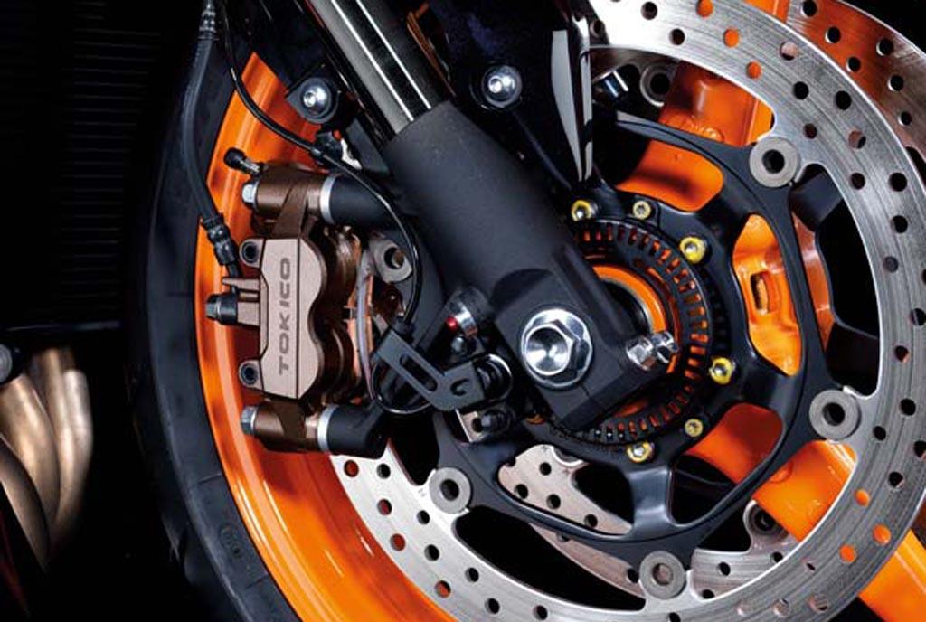 Mengenal Jenis Rem ABS untuk Sepeda Motor