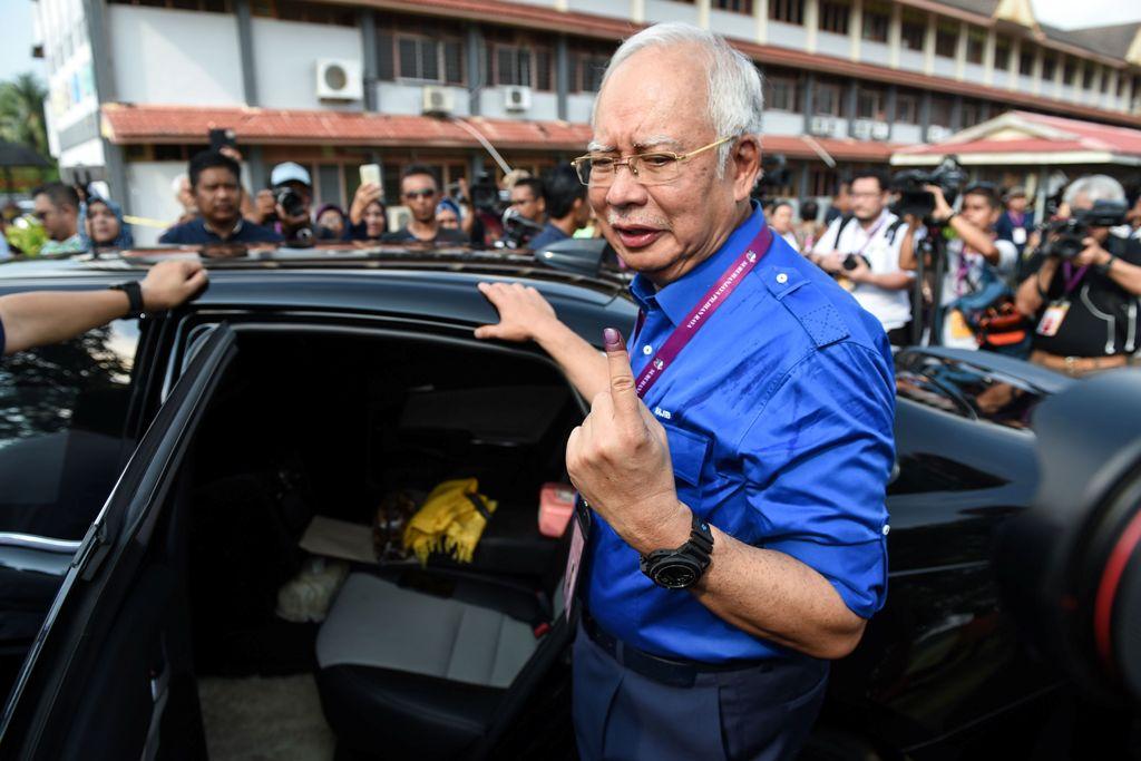 Dokumen Diduga Terkait 1MDB Disita Polisi Malaysia