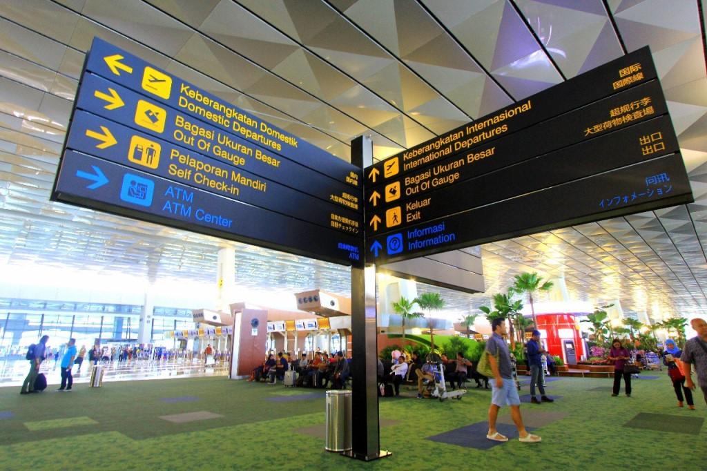 Sejumlah Penerbangan Internasional Pindah ke Terminal 3