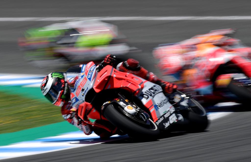 Lorenzo Enggan Pikirkan Perpanjangan Kontrak dengan Ducati