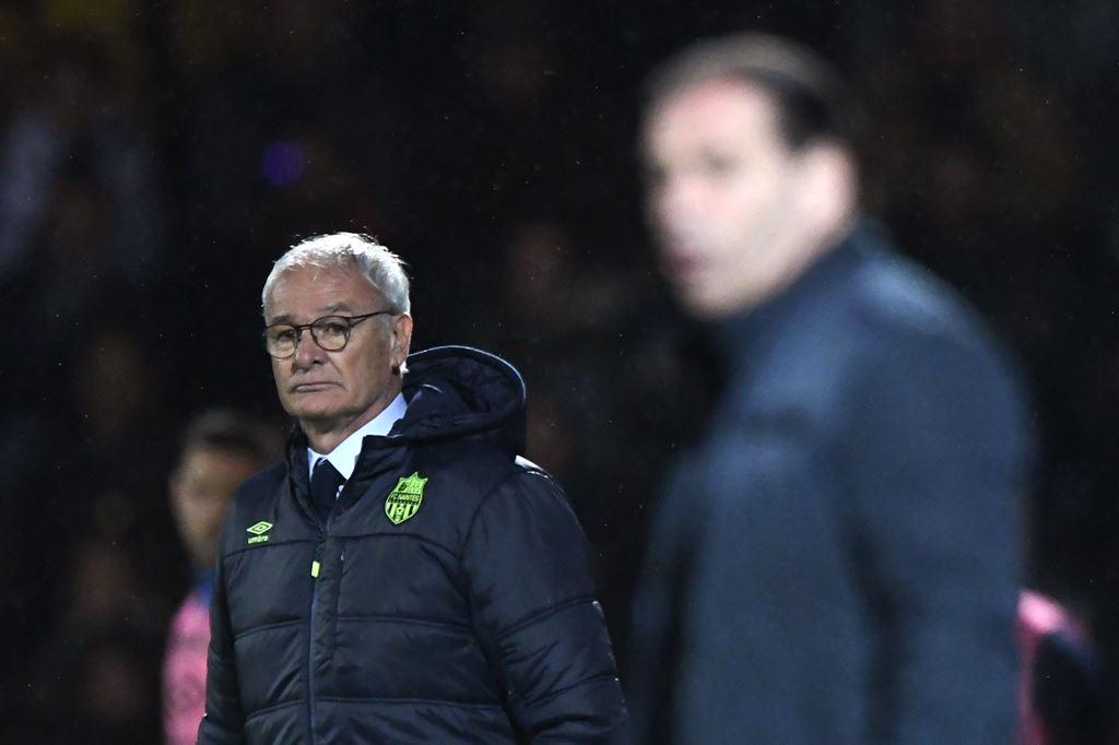 Claudio Ranieri Tinggalkan Nantes