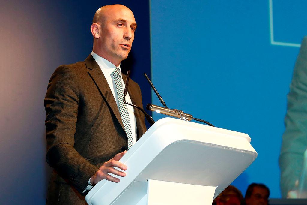 Luis Rubiales, Presiden Anyar Federasi Sepak Bola Spanyol