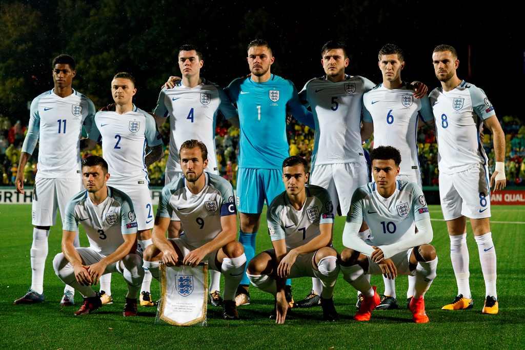 Timnas Inggris Dihantui Kelelahan Pemain di Piala Dunia 2018