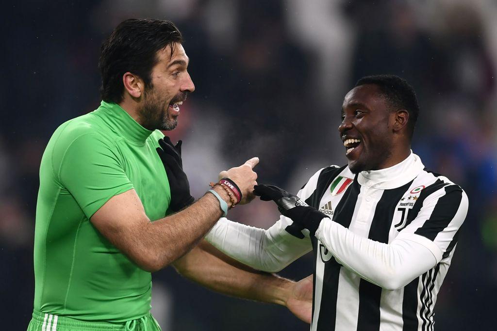 Asamoah Tambah Daftar Pemain Juventus yang Hengkang