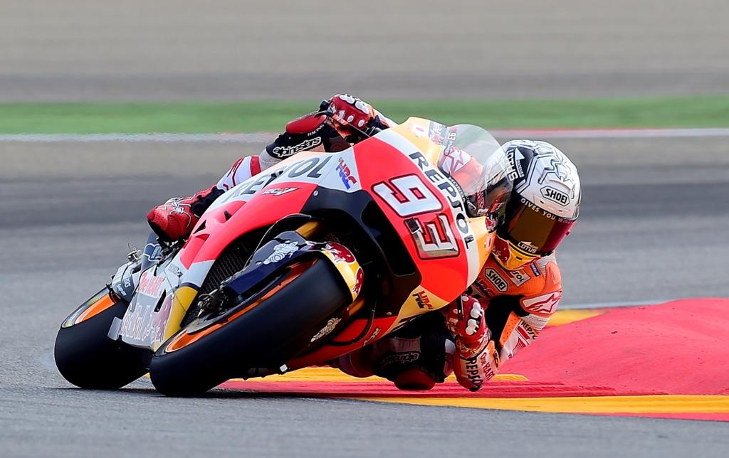Marquez Tercepat pada Latihan Bebas Pertama MotoGP Prancis