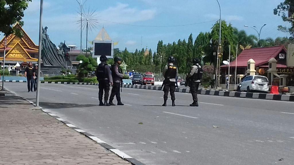 Polda Riau Beri Waktu Sebulan Ambil Jenazah Terduga Teroris