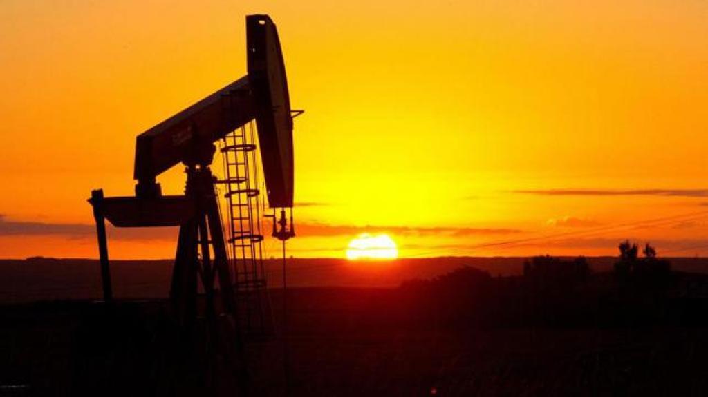 minyak mentah