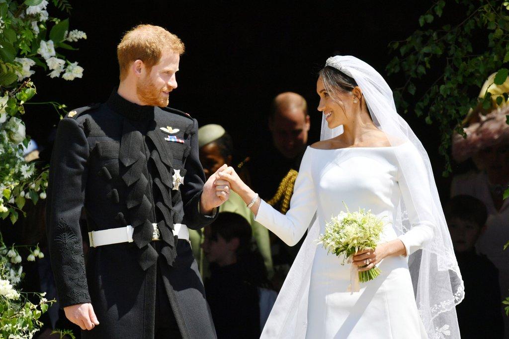 7 Tradisi Pernikahan Kerajaan yang Dilanggar Pangeran Harry dan Meghan Markle