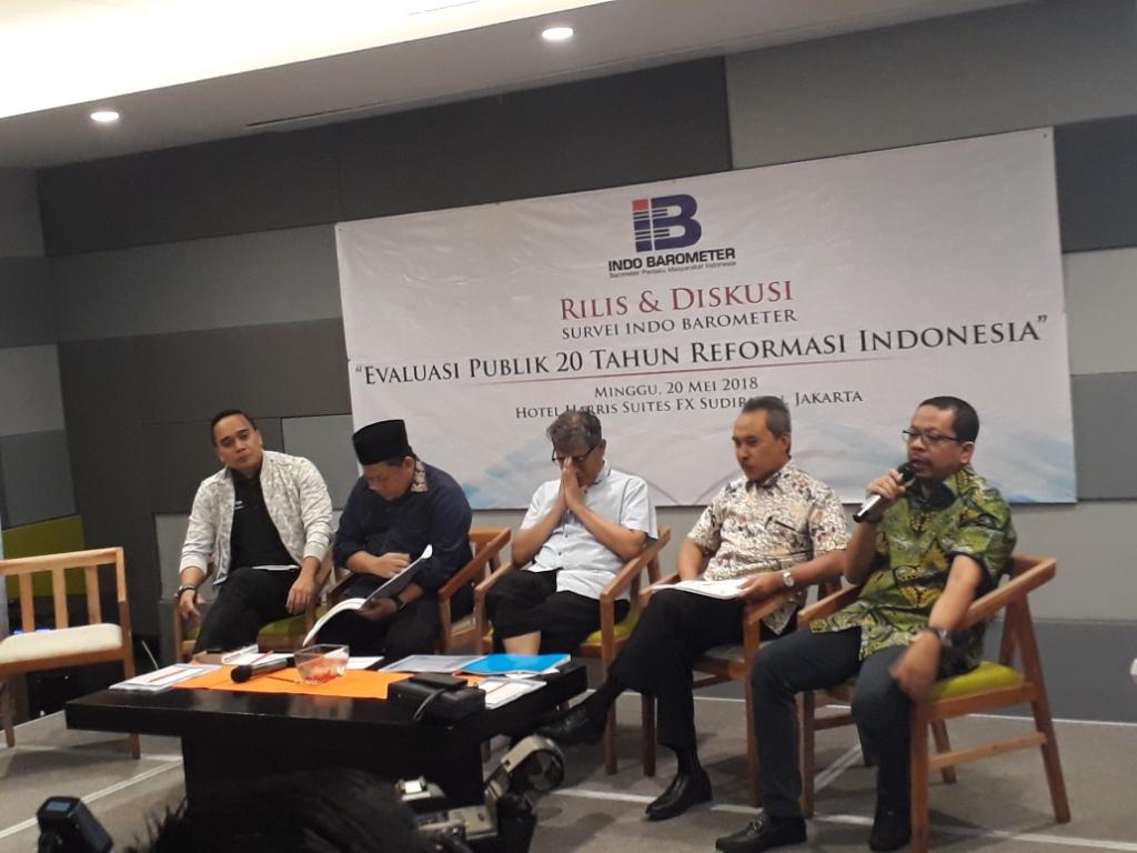 Soeharto-Jokowi Bagai Membandingkan Duren dan Jeruk