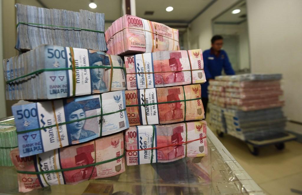 Kasus Pembobolan Bank Mandiri Rugikan Negara Rp1,83 Triliun