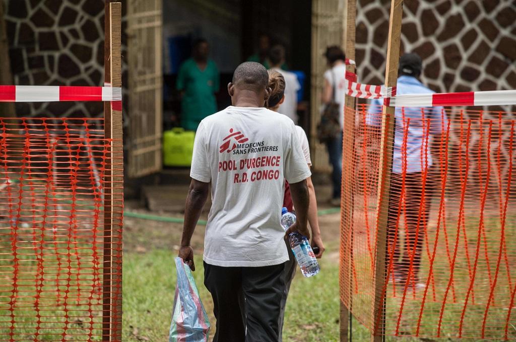 Wabah Ebola di DR Kongo Tewaskan 26 Orang