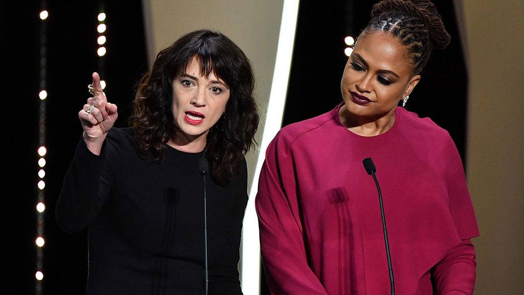Di Panggung Cannes, Asia Argento Ungkap Pengalaman Pahit Pelecehan Seksual