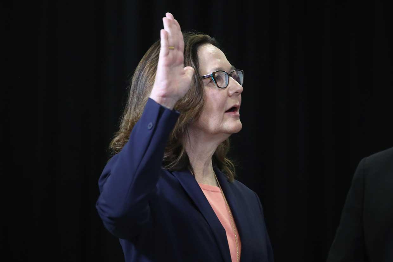 Gina Haspel Dilantik Jadi Direktur CIA