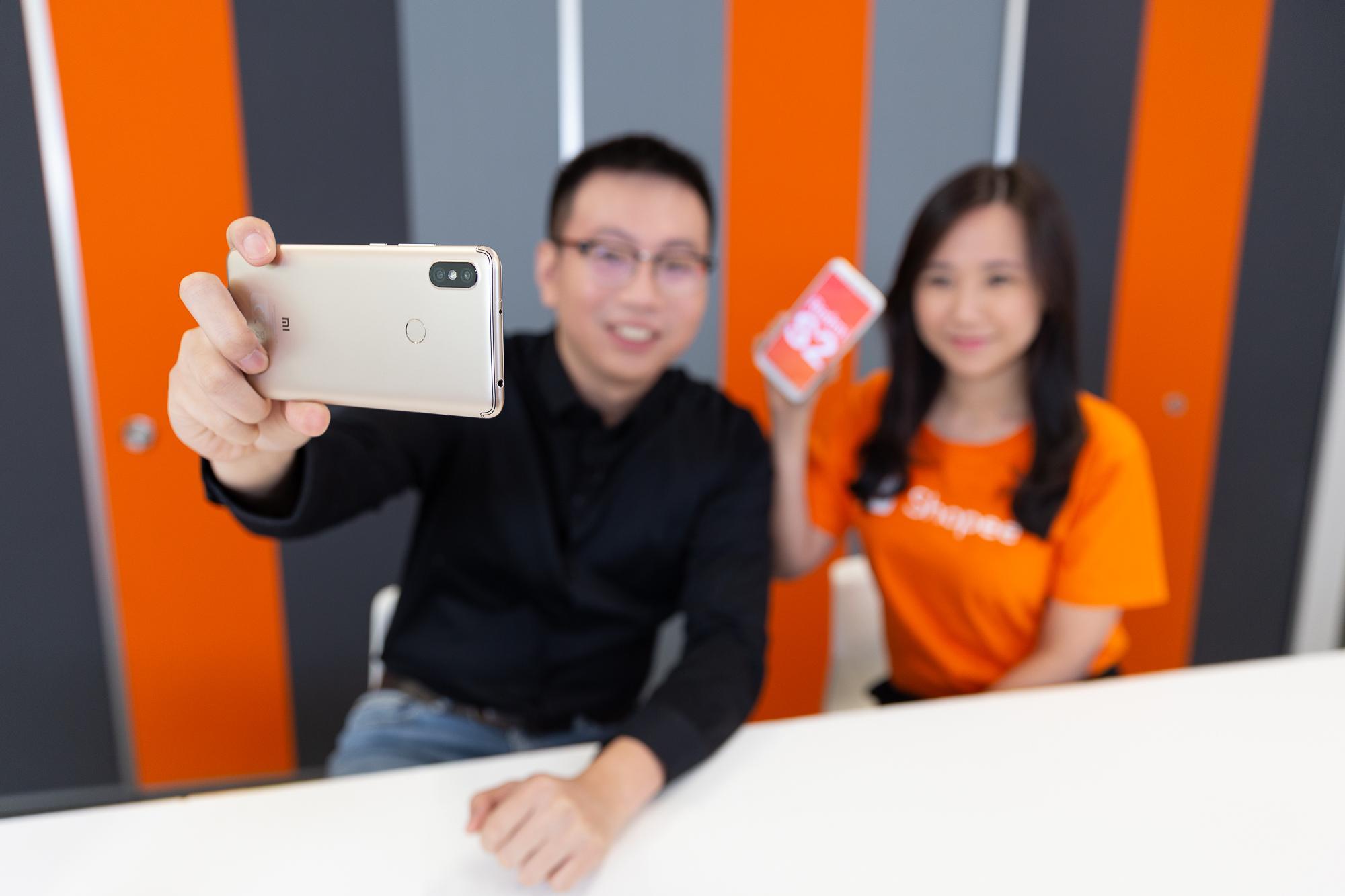 Xiaomi Ikut Main di Pasar Selfie Lewat Redmi S2