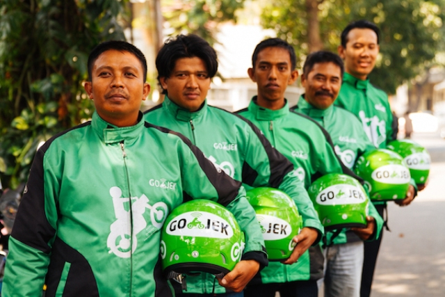 MRT Jakarta dan Go-Jek Teken Kerja Sama <i>Mobile Payment</i>