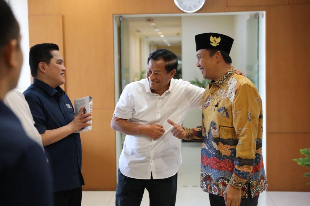 Empat Kunci Sukses Penyelenggaraan Asian Games Menurut Menpora