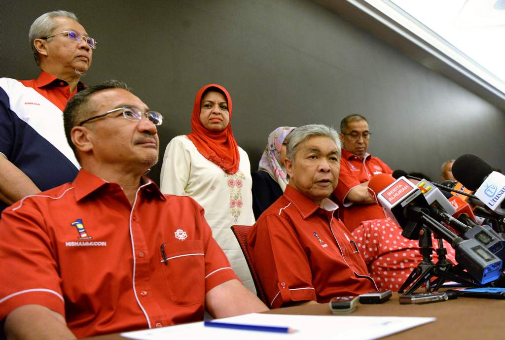 UMNO Awasi Jalannya Pemerintahan PM Mahathir