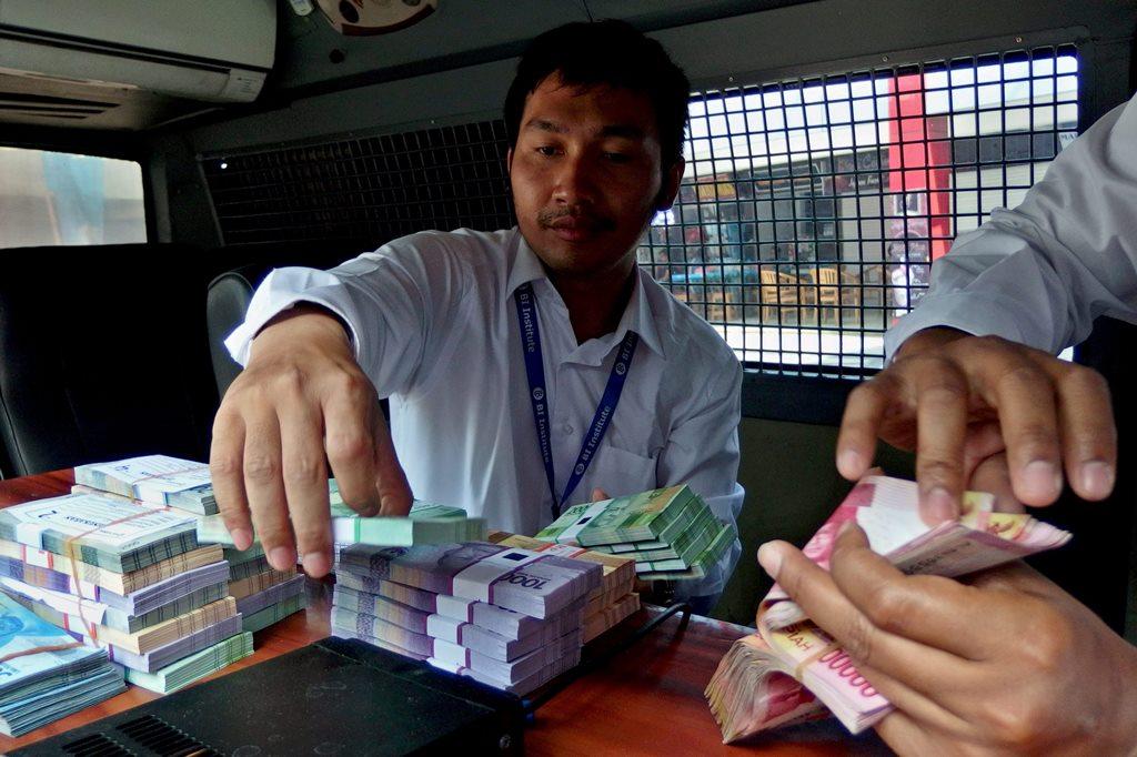 BI Cirebon Siapkan Rp5,59 Triliun Uang Baru untuk Idulfitri