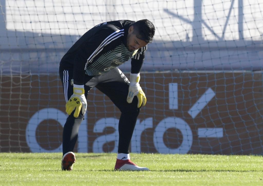 Cedera Paksa Romero Gagal Bela Argentina di Piala Dunia
